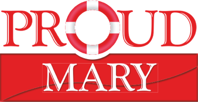 Logo for Proud Mary Cruises - View website design